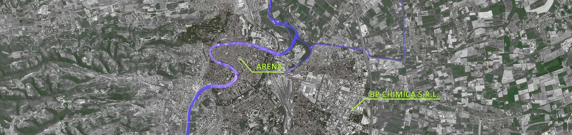 bp chimica servizi industria e artigianato a Verona